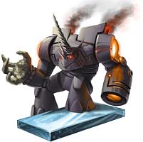 enraged rhinobot
