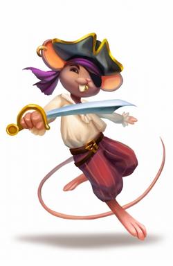 suave pirate